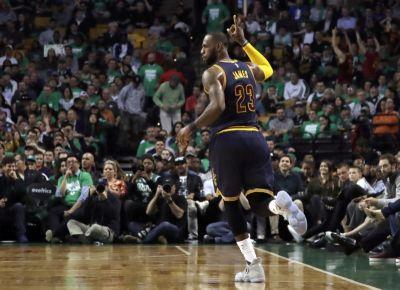 Marla Ridenour: Suggestion that LeBron James' playoff scoring record 'unbreakable' isn't all that far-f