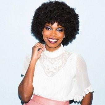 Sasheer Zamata Says Find Your Tribe-Even If It's Just One Person