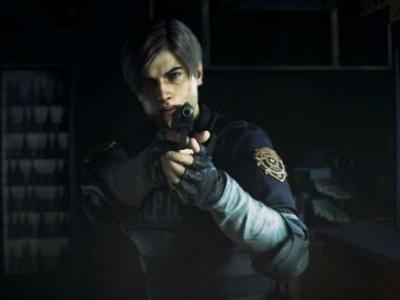 Resident Evil 2's European Collector's Edition Includes a Box of R.P.D. Keys
