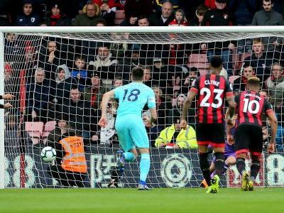 Newcastle earns 2-2 draw at Bournemouth with late equalizer
