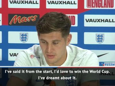 England can win the World Cup, why not? - Stones