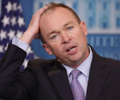 Mulvaney once called Trump a 'terrible human being'