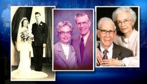 World War II vet, wife reflect on 100 years of memories
