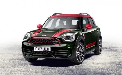 2018 Mini JCW Countryman Unveiled: Mini to the Max