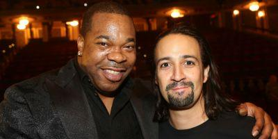 "Listen to ""My Shot"" Feat. Busta Rhymes and Joell Ortiz from Lin-Manuel Miranda's Hamilton Mixtape"
