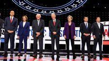 Fifth Democratic Debate Will Have All-Female Panel Of Moderators