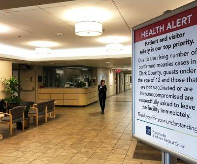 Measles outbreak grows near Portland, region dubbed anti-vaccination 'hot spot'