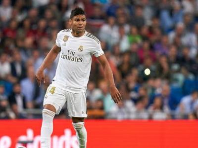 Sources: Real Madrid's Casemiro had house robbed during derby