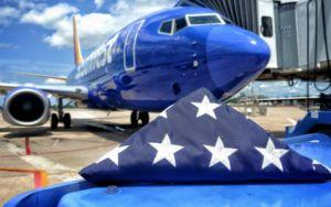 Southwest Airlines Connects Dogs With Veterans Who Need Them