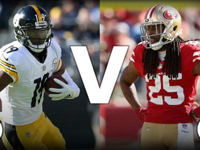 What channel is Steelers vs. 49ers on today? Time, TV schedule for Week 3 game