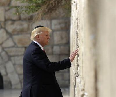 Israel plans to name Western Wall train station after Trump