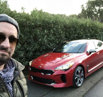 The Kia Stinger is one of the best cars we've driven all year - here are its coolest features