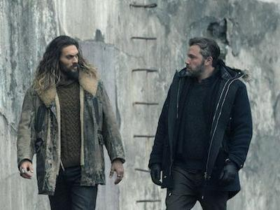 How Aquaman Will Evolve From Justice League To His Solo Film, According To Jason Momoa
