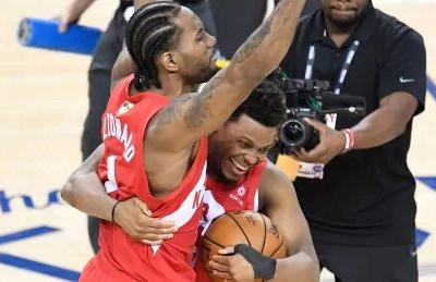 Accidental champion: Kyle Lowry plays ultimate sidekick on Raptors title team