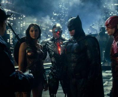 Justice League Grosses $82.1 Million Globally on Friday