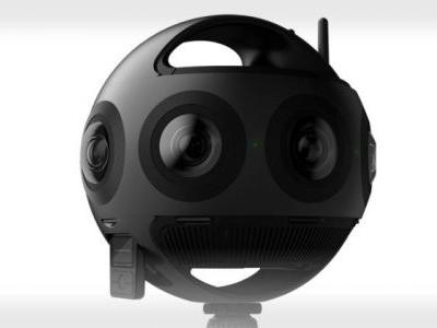 Insta360 Titan: An 11K VR Camera with 8 Micro Four Thirds Sensors