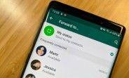 WhatsApp sets limit for forwarding messages