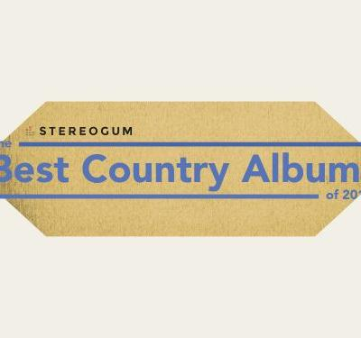 The 10 Best Country Albums Of 2017