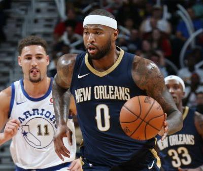 Report: DeMarcus Cousins Agrees To One-Year Deal with Warriors