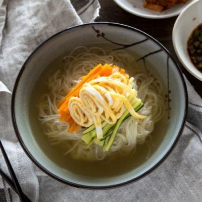 Korean Noodle Soup