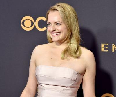 Elisabeth Moss Takes Home The Emmy For Lead Actress In A Drama For 'The Handmaid's Tale'