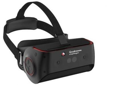 Qualcomm Snapdragon 845 VR Reference Headset Announced