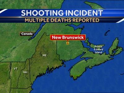 Police: At least 4 dead in 'ongoing' shooting incident in Canada