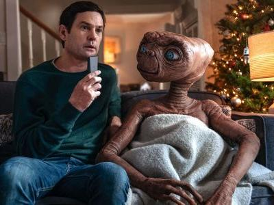 E.T. Gets A Sequel In Comcast's Thanksgiving 2019 Commercial