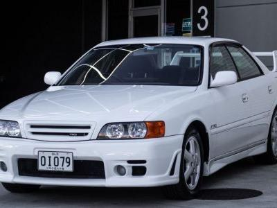 This Toyota Chaser Tourer V TRD Is A JDM Sports Saloon Gem