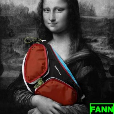 IG artist HeyReilly turns Mona Lisa into hypebeast for new collab