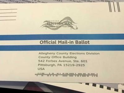 Pa. Supreme Court dismisses lawsuit to throw out mail-in ballots