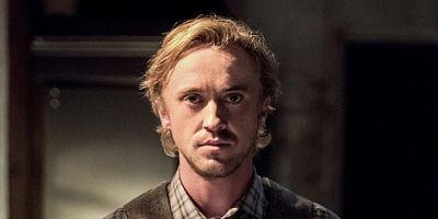How The Flash Will Reference Tom Felton's Harry Potter History