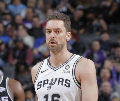 Report: Spurs, Pau Gasol Agree to Buyout; Expected to Sign With Bucks