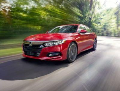 This Time, It's Manual: Honda Accord Sport 2.0T Manual Test