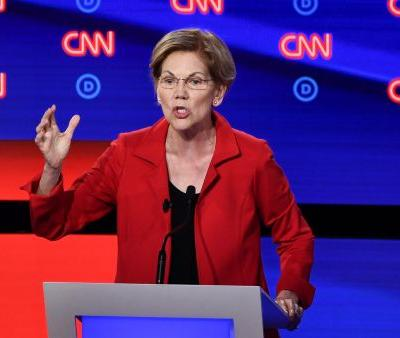 There's One New Poll That Proves Democrats Would Be Nuts to Nominate Elizabeth Warren