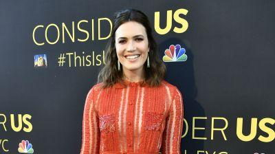 Mandy Moore's Red Valentino Look Is Helping Us Mentally Prepare for Fall