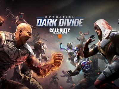 Call of Duty: Black Ops 4 Operation Dark Divide Coming Soon