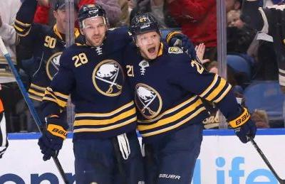 Okposo pockets 2 as Sabres edge out Jets