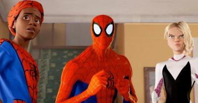 What is That 'Spider-Man: Into the Spider-Verse' Credits Scene All About?
