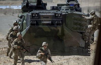 Pentagon sending 2,000+ more troops to 'assure and enhance defense' of Saudi Arabia amid tensions with Iran
