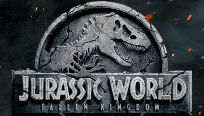 'Jurassic World: Fallen Kingdom' Set Photo Shows Off a Familiar Ride