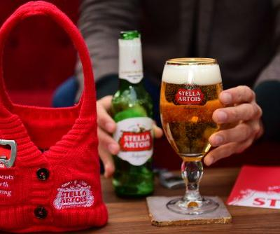 Stella Artois' Holiday Sweater Pack Is The Cutest Free Beer Deal Ever