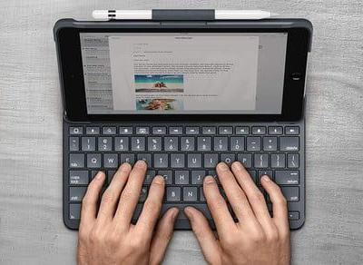 Turn your Apple tablet into a laptop with one of these iPad keyboard cases