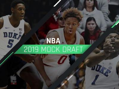 NBA Mock Draft 2019, post-lottery edition: Pelicans, Knicks, Hawks snag Duke stars; Lakers pick sharpshooter