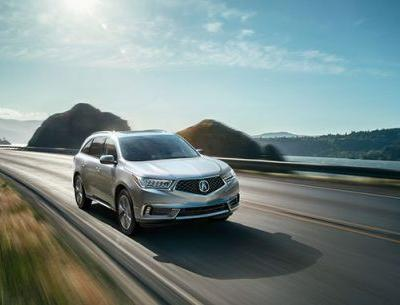 Finally Plugging In: 2018 Acura MDX Adds Apple CarPlay and Android Auto