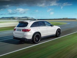2020 Mercedes-AMG GLC 63 Facelift Unveiled Gets Sportier S Variant