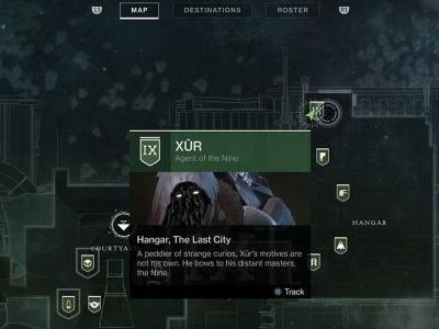 Destiny 2: Xur location and inventory, Invitations of the Nine - May 10-13