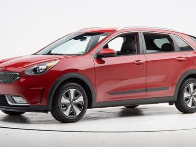 Kia Niro earns Top Safety Pick+ award