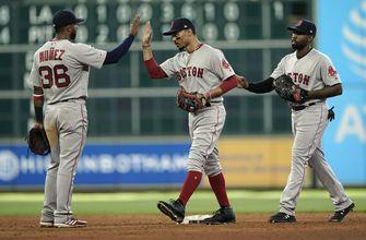Red Sox beat Verlander, Astros 4-1 to avoid 3-game sweep