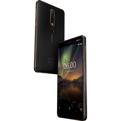 Unannounced Nokia 6.1 (2018) Gets Listed on Amazon & B&H Photo